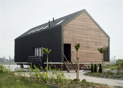 modern barns modern barn design in netherlands by jagerjanssen