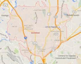 buckhead map buckhead atlanta homes for sale atlanta events