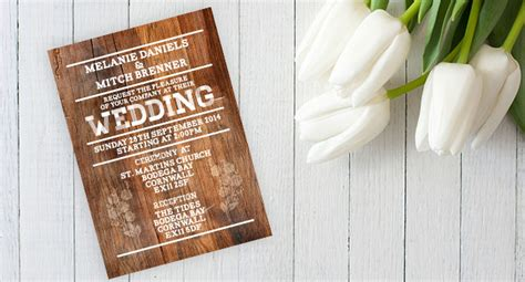 tutorial design expert 8 photoshop tutorial design a rustic wedding invitation