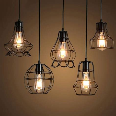 industrial pendant lighting home depot caged pendant light home depot wire cage australia