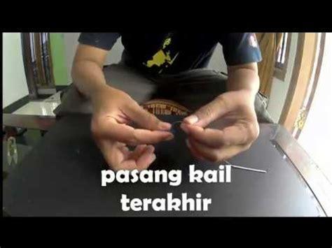 mancing nila babon dengan umpan cutton bud spot mancing belajar cara membuat rangkaian pancing dengan cotton bud