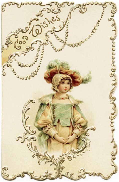 printable victorian christmas cards victorian girl christmas card old design shop blog