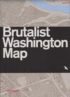 brutalist washington map william stout architectural books