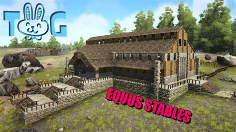 Horse Barn Design Ideas Ark Equus Stables Lets Build Doovi