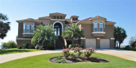 pensacola luxury homes gulf front and estate homes for sale