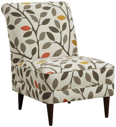 leaf pattern accent chair 26 best detroit sofa co images on pinterest art van