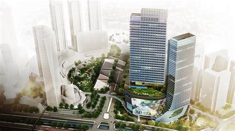 layout apartemen central park jakarta apartemen dijual soho podomoro city central park jakarta