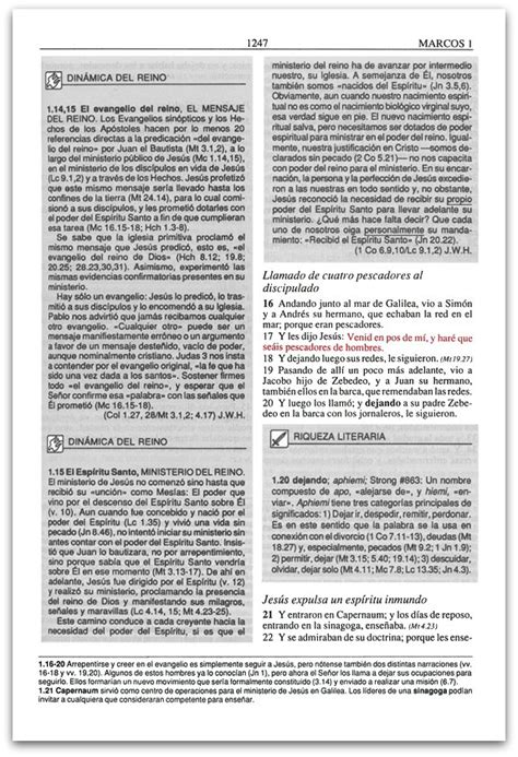 biblia de estudio de 0829731962 biblia de estudio plenitud reina valera 1960 piel elaborada negro con indice 9780899222776
