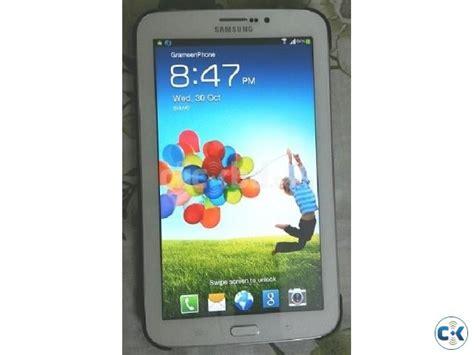 Second Samsung Tab 3 7inch Sm T211 samsung galaxy tab 3 sm t211 clickbd