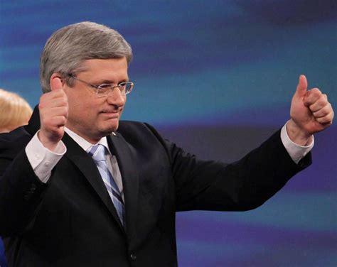 Why We Should Re Elect Stephen Harper Gwyn Toronto Star
