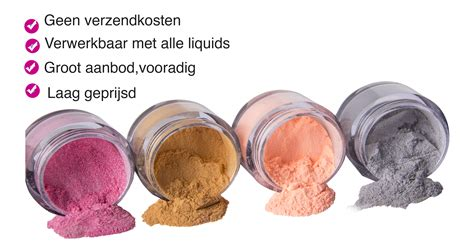 Acryl Nagel Producten by Color Acryl Powder