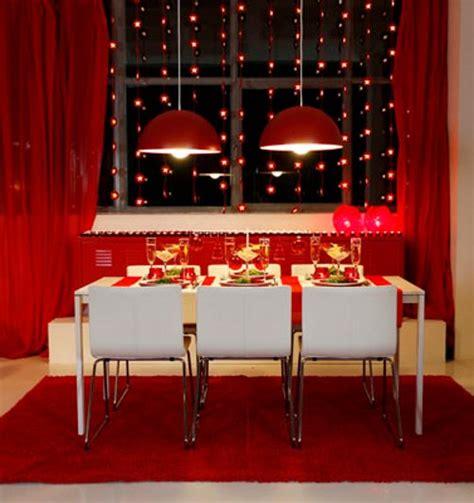 decorar la mesa de navidad  ikea decoracionin