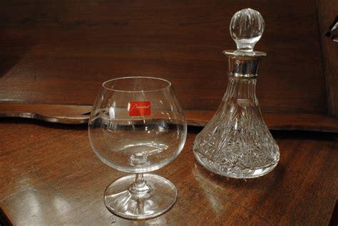 bicchieri da cognac baccarat quot degustation quot coppia bicchieri da cognac