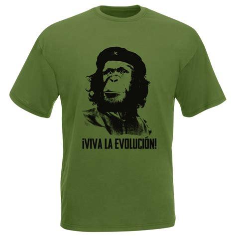 Tshirt Kaos Viva La Evolucion viva la evolucion t shirt from animals yeah yeah uk