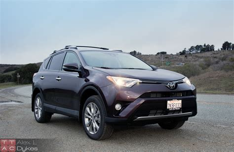 about toyota 2016 toyota rav4 limited exterior the truth about cars