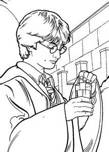 harry potter coloring free printable harry potter coloring pages for
