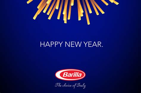 new year advertisement 2014 barilla happy new year ad by rubicam gute werbung