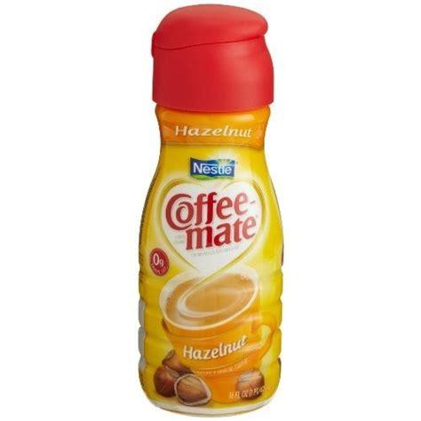 Coffee Mate Creamer, Hazelnut   Favorite Brands   Pinterest
