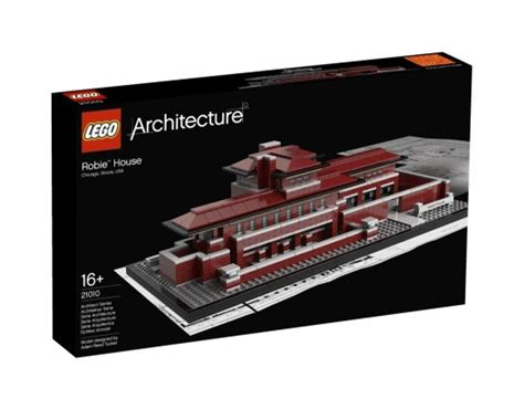 lego robie house updated win frank lloyd wright s robie house from lego architecture archdaily