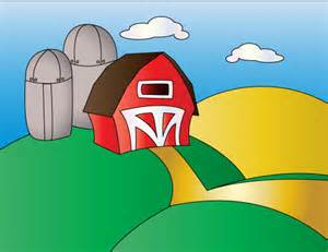 How to draw a farm 6 steps with pictures wikihow