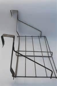 Door Hanging Rack by Vintage Industrial Wire Rack Hat Shelf The Door