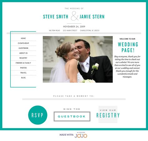 Site Wedding by The Tech Savvy Part I Ashelynn Manor