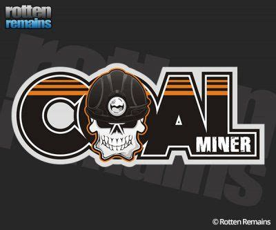 Coal Mining Stickers For Hat
