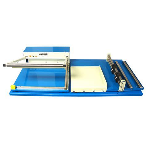 l bar shrink wrap table top machine printfinish