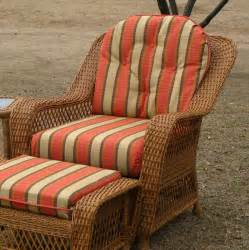 wicker patio furniture cushions chair cushion set wicker style