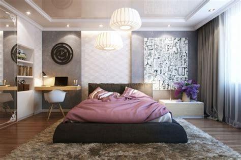 ideen fürs schlafzimmer senfgelb und blau einrichtungsideen schlafzimmer gestalten sie einen