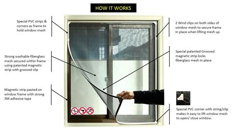 Magnetic Insect Screen Minimalis why pay more our magnetic insect screen window mesh keeps mosquito lizards insects out