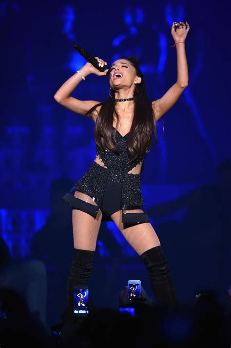 Grande Square Garden by Grande Performs At The Honeymoon Tour