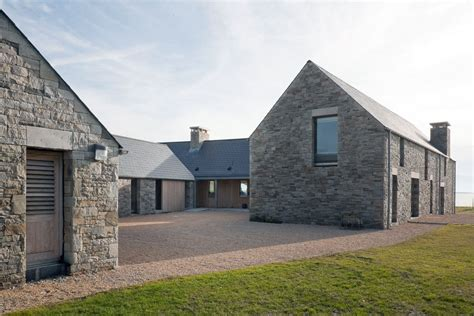 stones wall modern cottage house plans modern house plan rustic residence designed by tierney haines architects