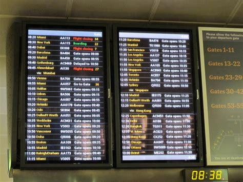 flight arrivals and departures heathrow international airport london heathrow airport departures gallery