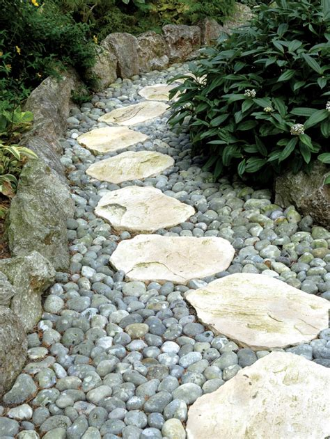 Pebbles And Rocks Garden Artificial Rocks For Garden Decoration Home Designs Project