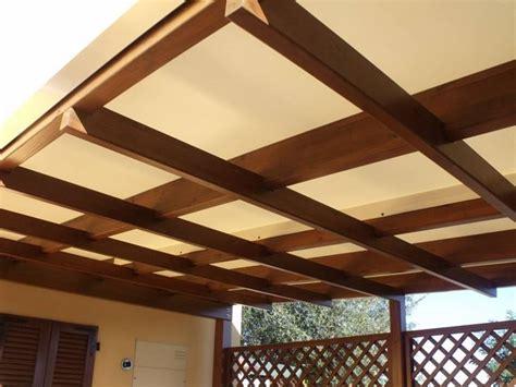 tende per tettoie in legno pergolati in legno pergole tettoie giardino pergolati