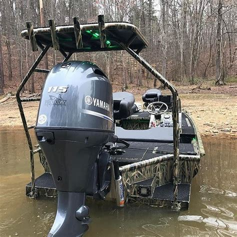 duck boat enclosed 25 best ideas about flats boats on pinterest rhib boat