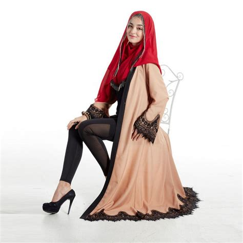 Syari Maxi Maxy Dress Gamis Muslim aliexpress buy lace muslim linen abaya arab turkish singapore jilbab dubai