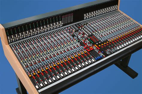 roll top desk for sound mixing boards analog surround mixing console src51