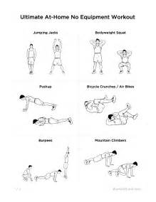 exercises at home best way fitness fitness at home without equipment