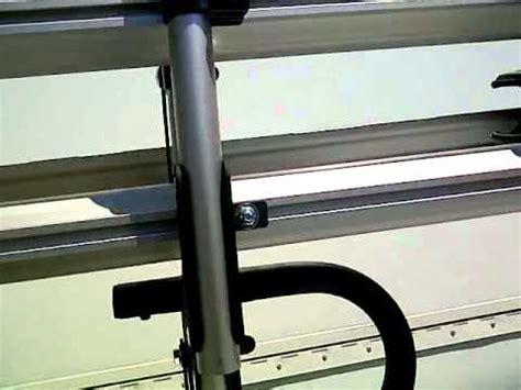 arvika bike rack reviews arvika rv bike rack travel trailer installation demo