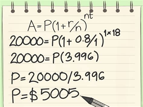 3 ways to calculate future value wikihow