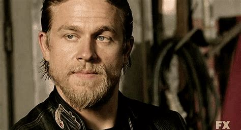 how to get thecharlie hunnam haircut but seriously gif find share on giphy