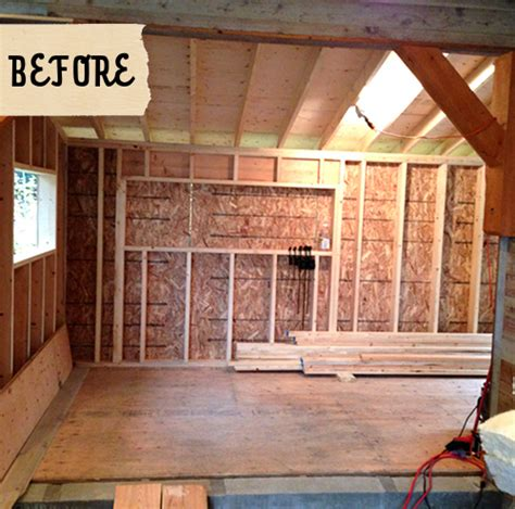Before Amp After Cartolina S End Grain Block Flooring