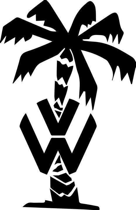 volkswagen logo vector gratis vectorafbeelding afrikakorps volkswagen logo