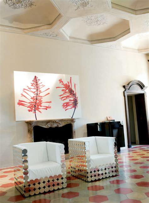 deco miami style contemporary living room new