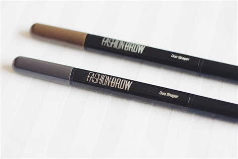 Maybelline Fashion Brow Duo Shapener maybelline fashion brow duo shaper demo review magali vaz fashion lifestyle travel