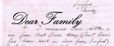 family letter by beutler mormon bandwagon