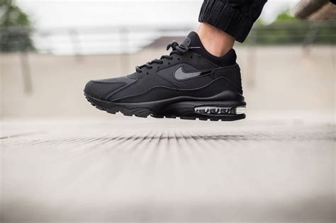 Nike Fullcolor nike launch the air max 93 black edition boi