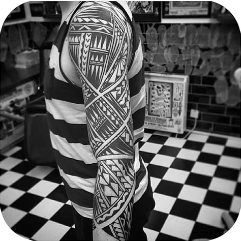maori tattoo sleeve best tattoo ideas gallery